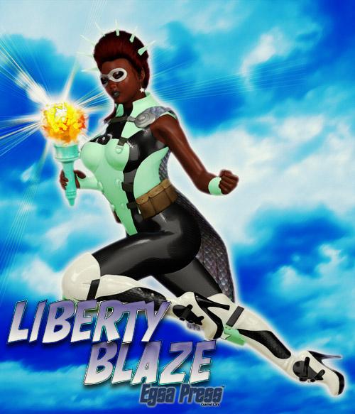 Liberty Blaze