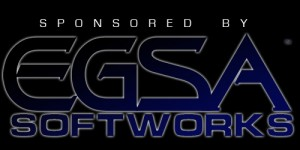 egsa softworks logo with text